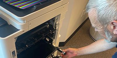 Copier Service & Repair